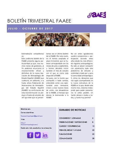 Boletín FAAEE 11