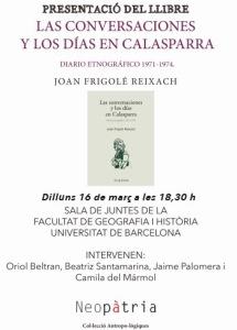 Presentación libro Frigolé Bcn
