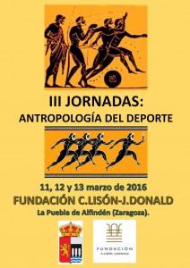III Jornadas antropología deporte