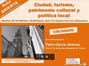 Ciudad turismo y patrimonio