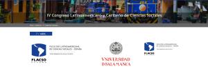 IV Congreso Latinoamericano y caribeño