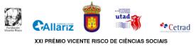 XXI Premio Vicente Risco