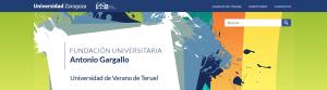 Curso Univ verano Teruel
